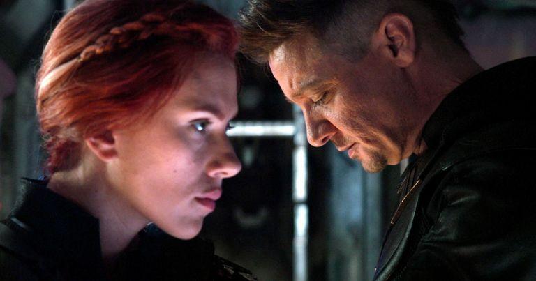 Black Widow death Avengers Endgame
