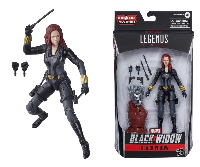 Black Widow Hasbro