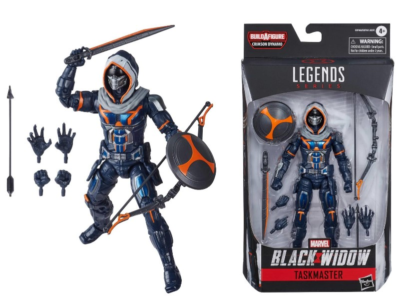 Black Widow Hasbro Taskmaster