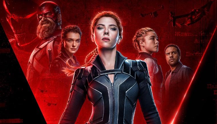 Marvel Black Widow MCU
