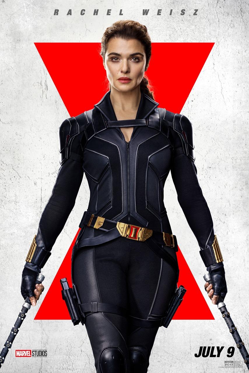 Black Widow poster Marvel
