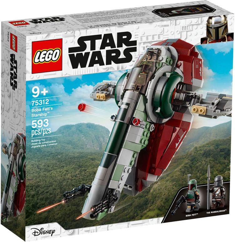 LEGO Star Wars Boba Fett Slave 1 Starship