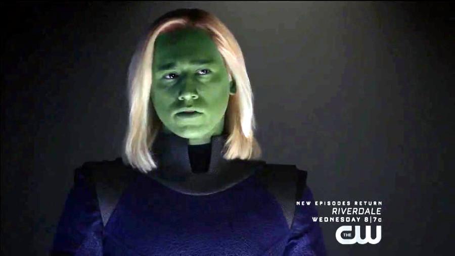 Brainiac 5 Supergirl