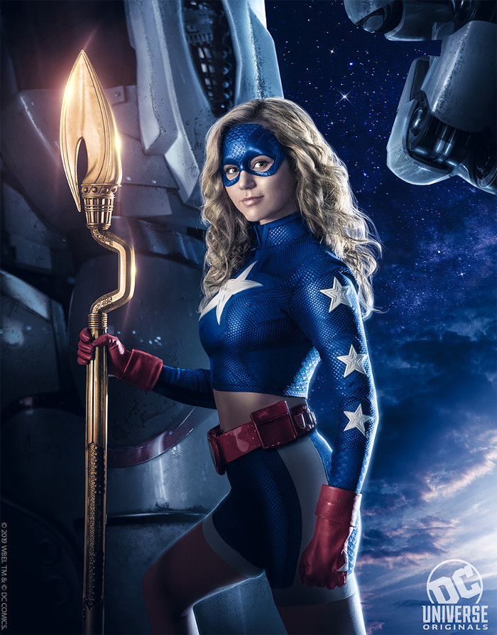Brec Bassinger Stargirl DC Universe
