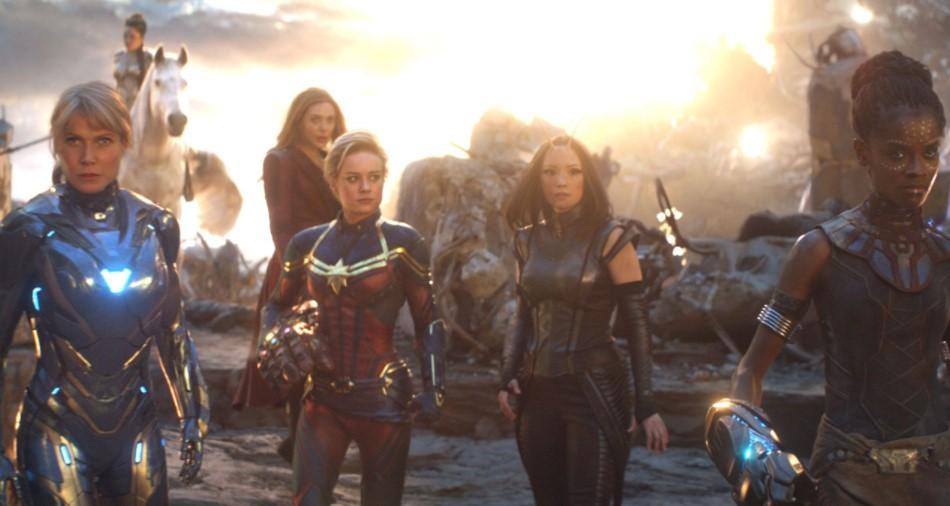 Brie Larson Captain Marvel The Avengers