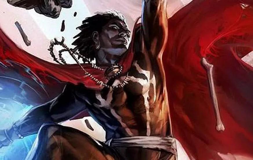 Brother Voodoo Marvel