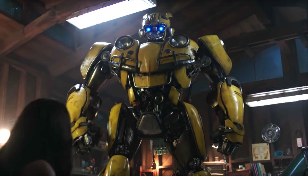 Transformers Bumblebee sequel