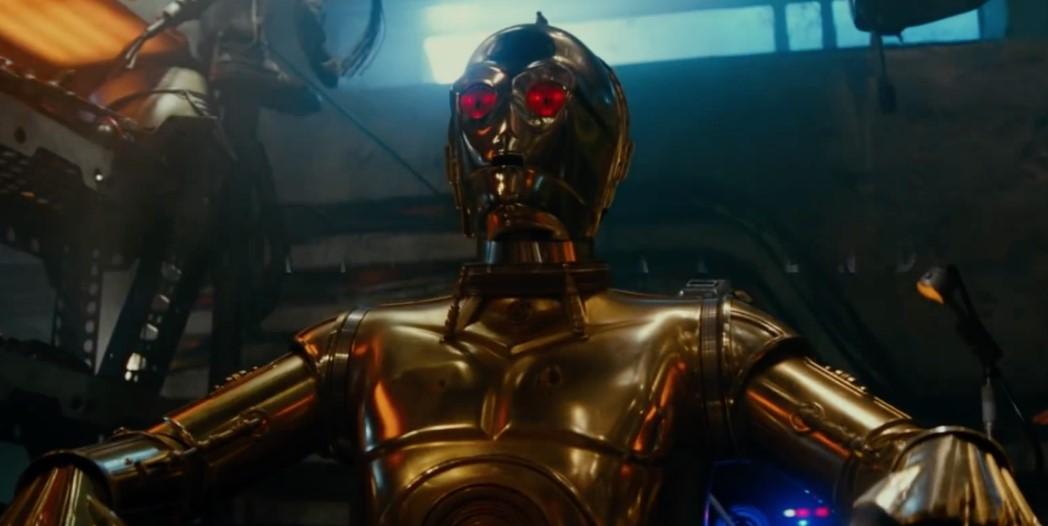 Star Wars Anthony Daniels C-3PO
