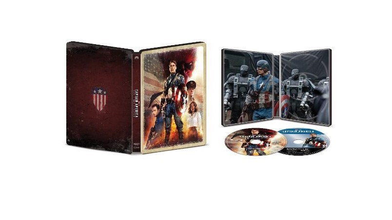 Captain America The First Avenger Getting 4k Release