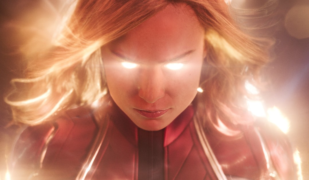 Captain Marvel Tuesday box office