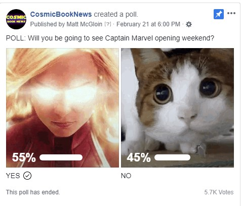 After Disturbing 'Captain Marvel' Trolling, Rotten Tomatoes Makes Drastic Changes