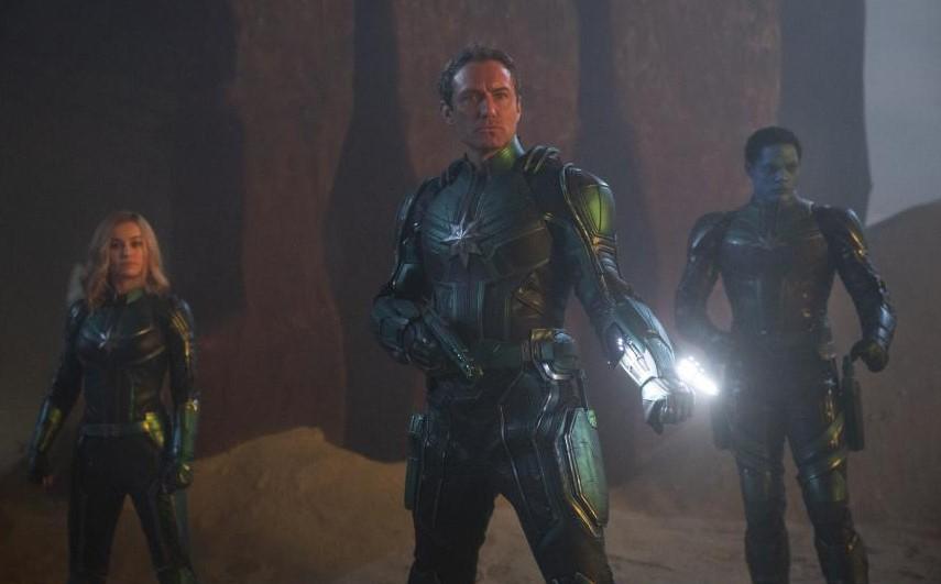 Captain Marvel Thursday Preview Box Office