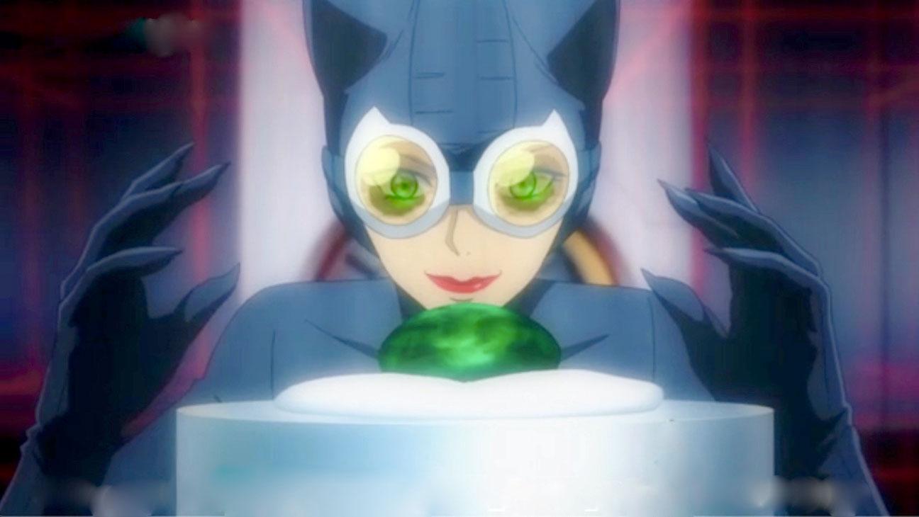 Catwoman animated movie