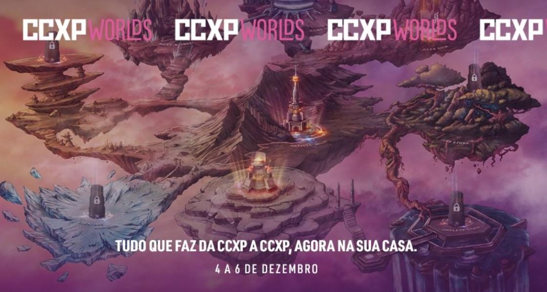 CCXP 2020 schedule