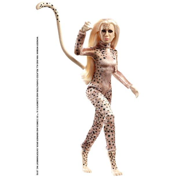 Cheetah Doll Wonder Woman 1984