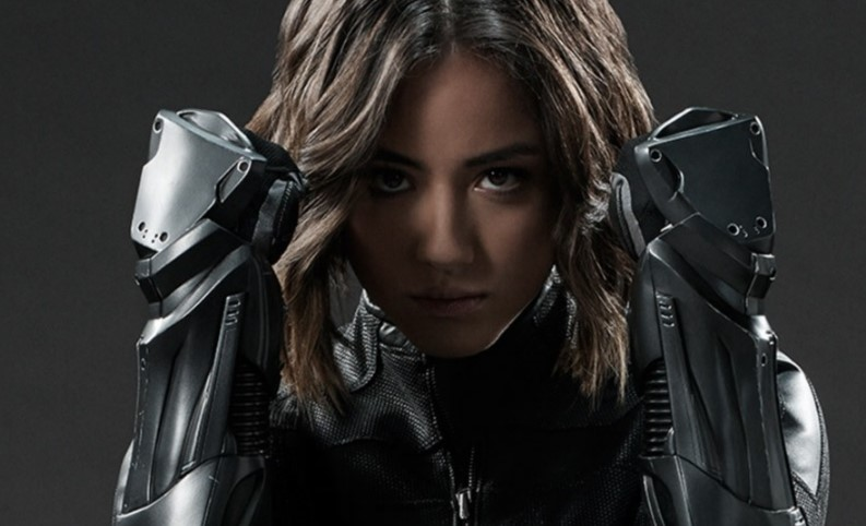 Chloe Bennet Quake Marvel SHIELD