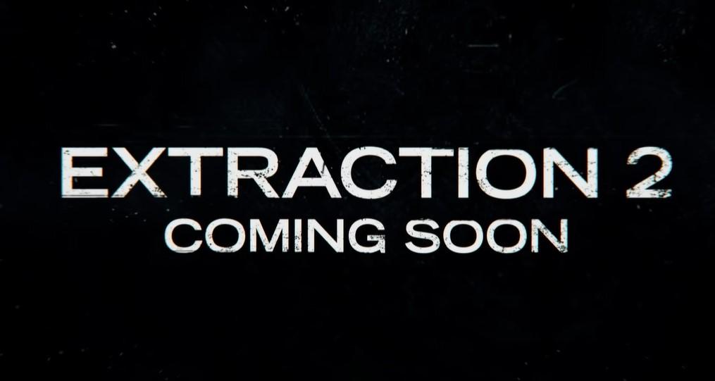 Chris Hemsworth Extraction 2 Netflix