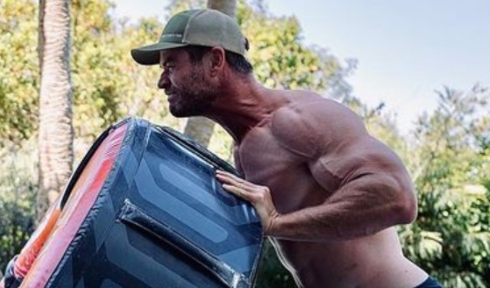 Chris Hemsworth Muscles