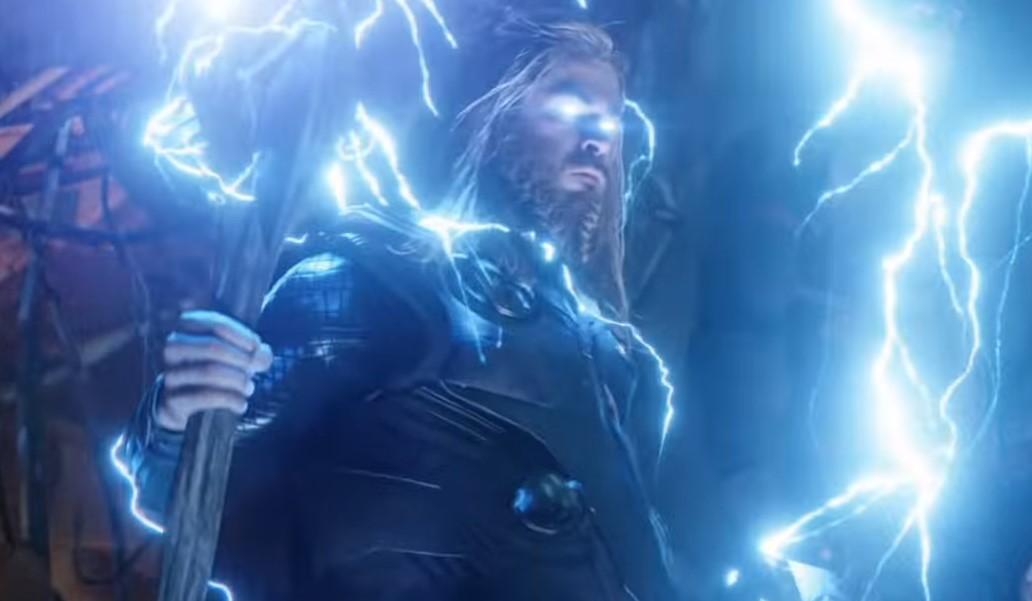 Chris Hemsworth Thor Marvel MCU