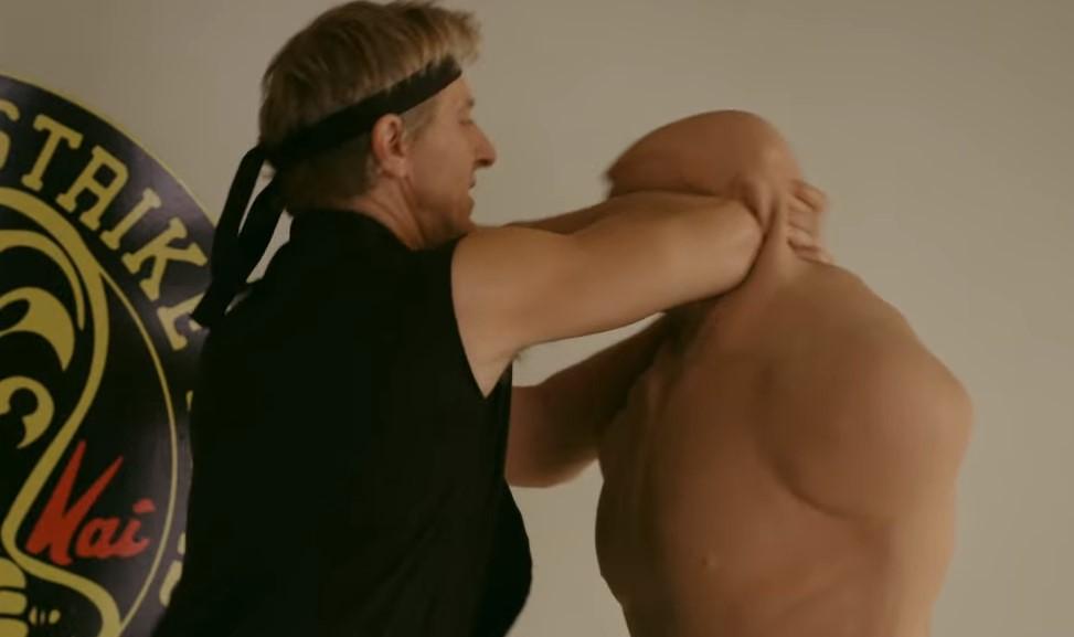 Karate Kid Cobra Kai Season 2