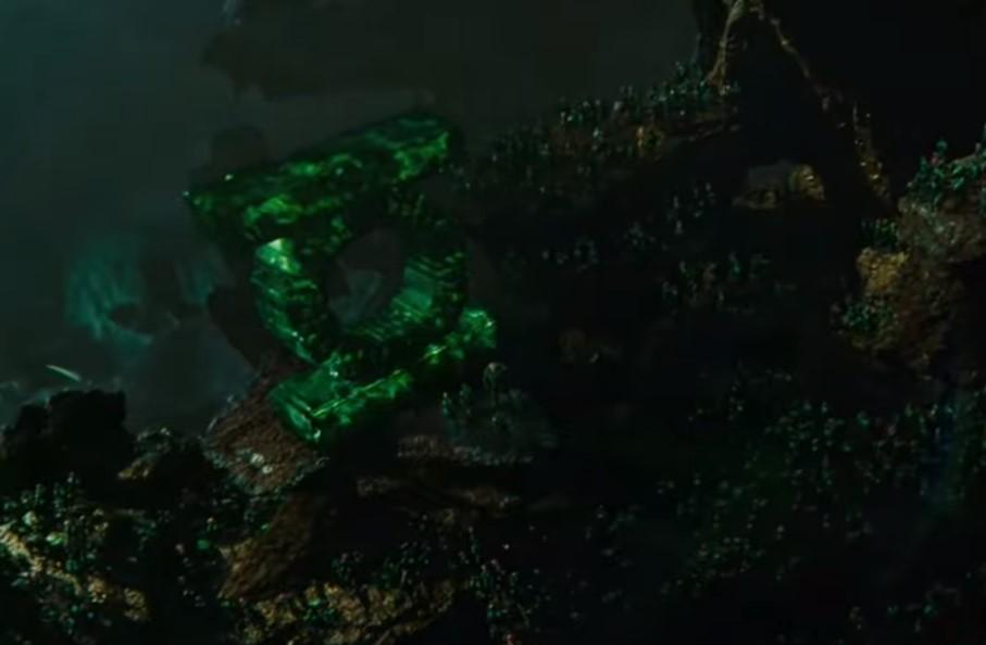 Crisis Green Lantern