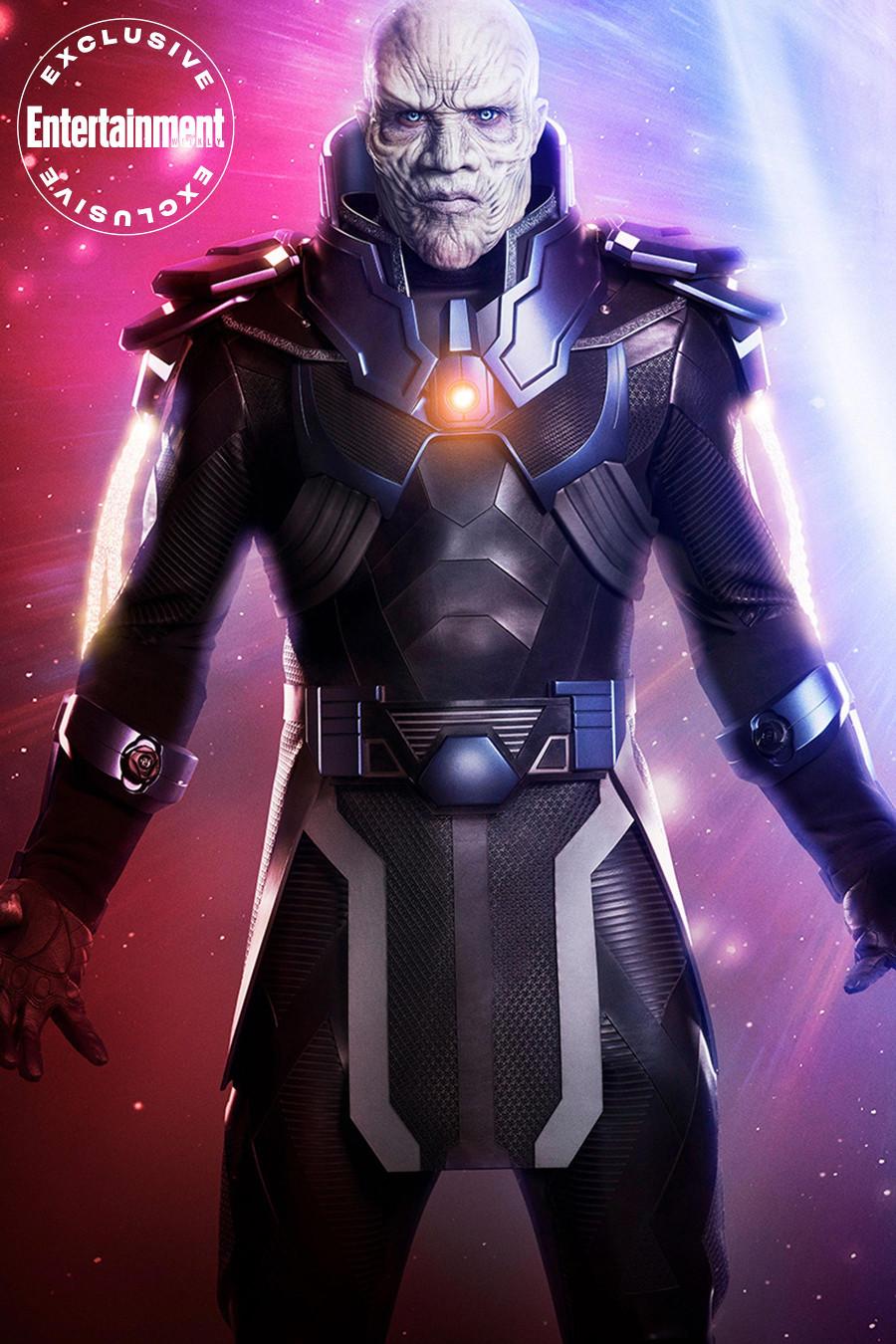 Crisis On Infinite Earths Anti-Monitor