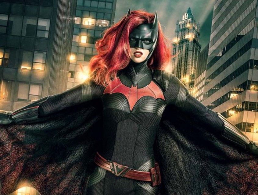 CW Batwoman Ruby Rose