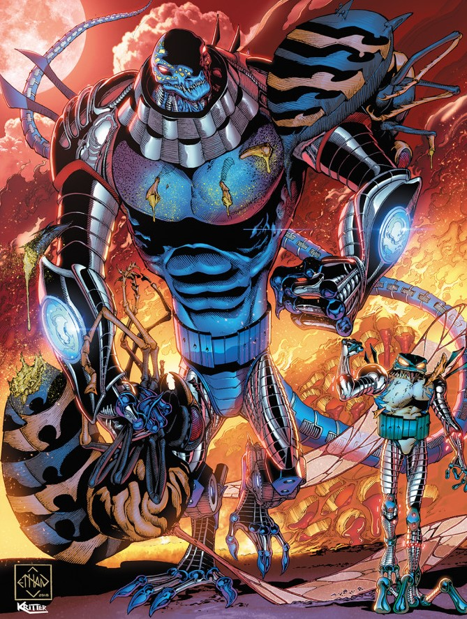 Cyberfrog: Bloodhoney Review Ethan Van Sciver