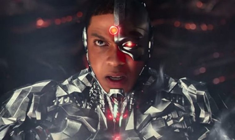 Ray Fisher Justice League Cyborg