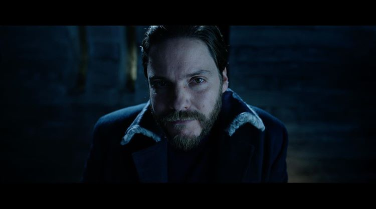 Falcon and Winter Solider Daniel Bruhl Baren Zemo