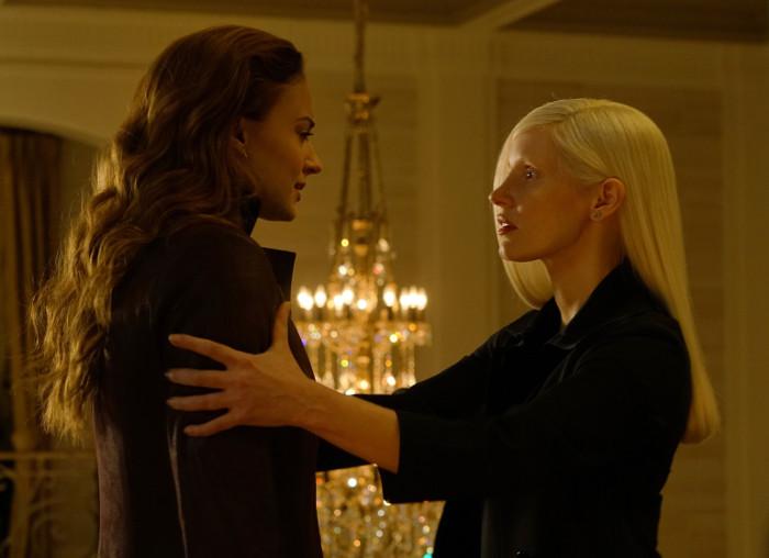 X-Men Dark Phoenix Jessica Chastain Sophie Turner