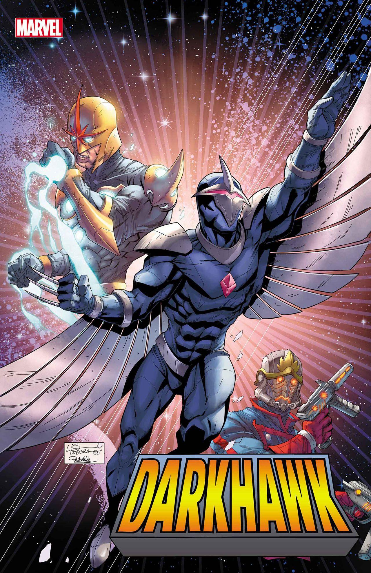 Darkhawk Hart of the Hawk Marvel Comics