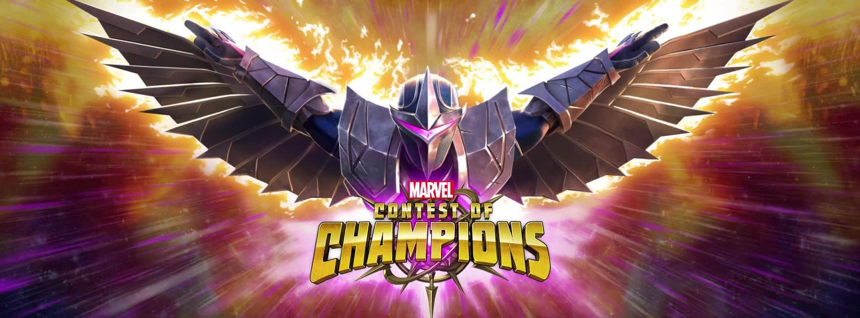 Darkhawk Marvel Contest of Champions