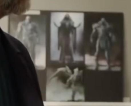 Darkseid concept art Justice League