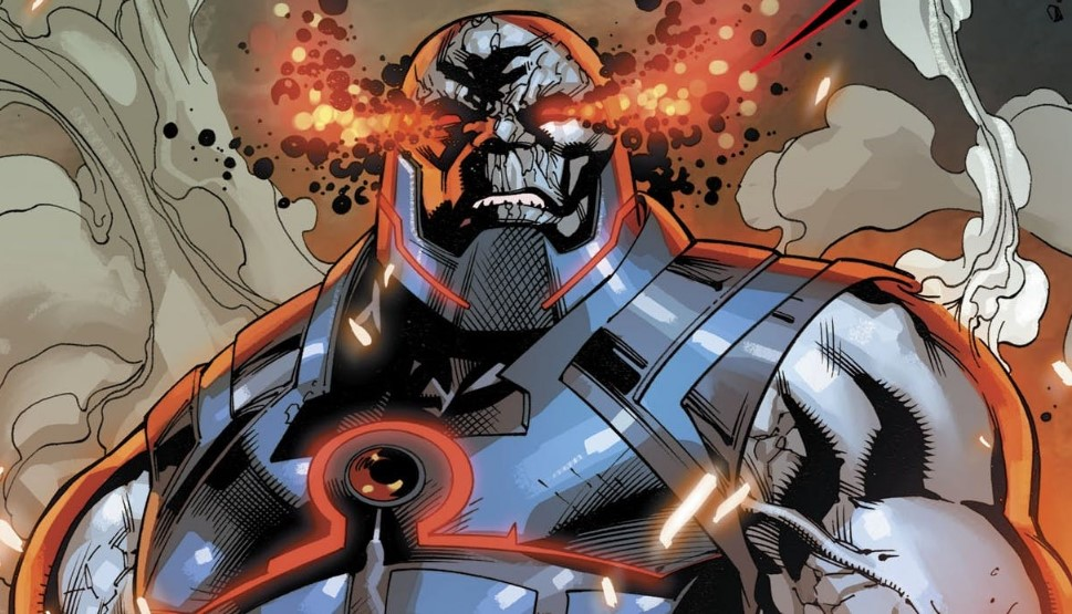 'New Gods' Movie Putting Together a Team of Jack Kirby Experts
