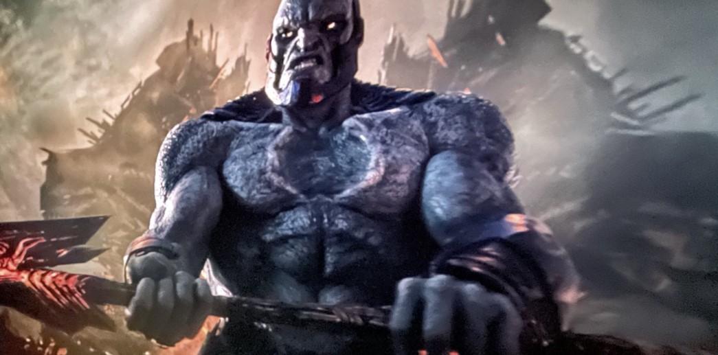 Snyder Cut Darkseid IMAX Justice League