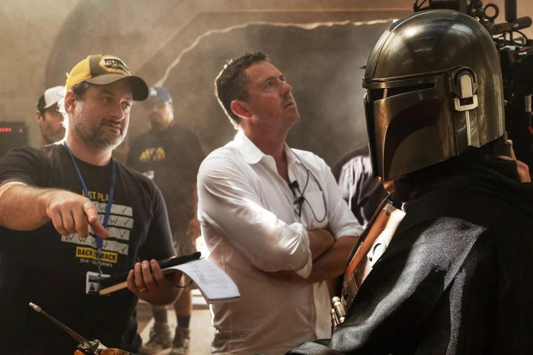 Dave Filoni Star Wars The Mandalorian