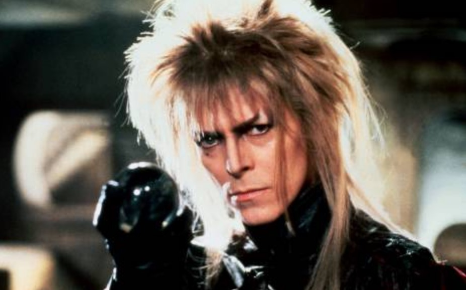 Labyrinth David Bowie Goblin King