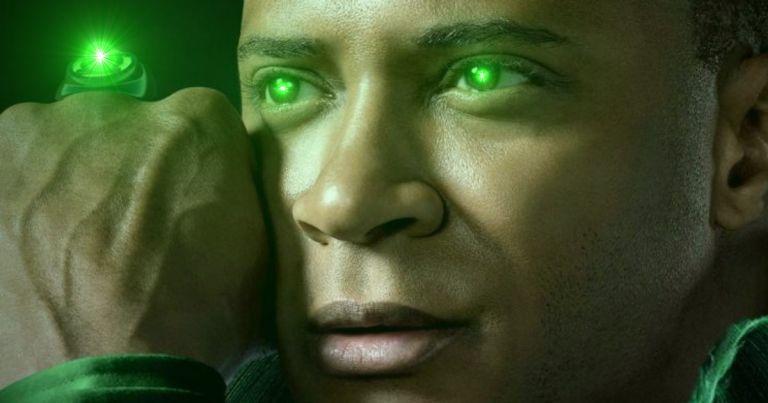 Green Lantern David Ramsey
