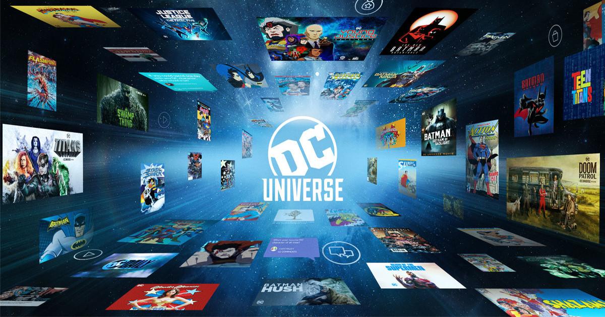 DC Universe Comic-Con