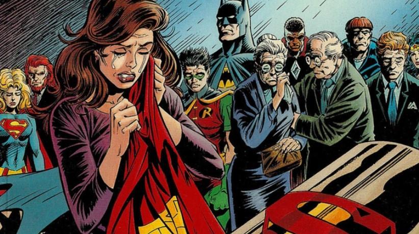 DC Comics Death