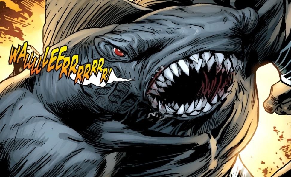 Suicide Squad King Shark