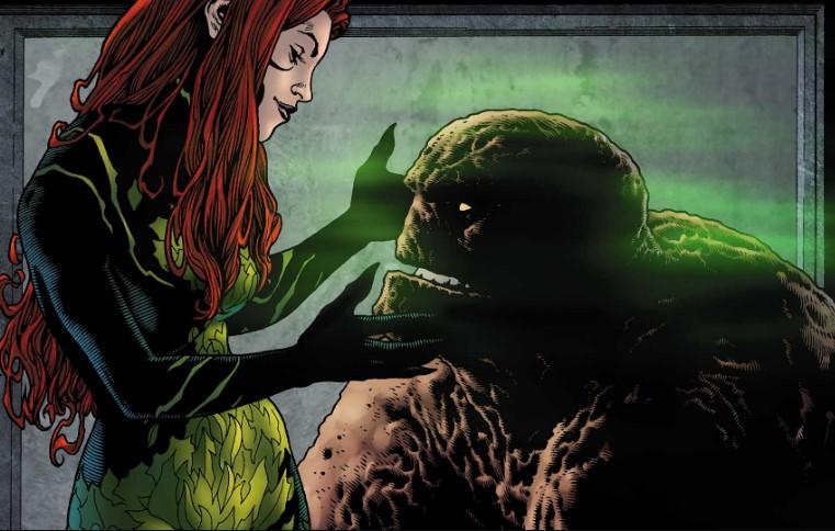 Poison Ivy DC Comics Batman
