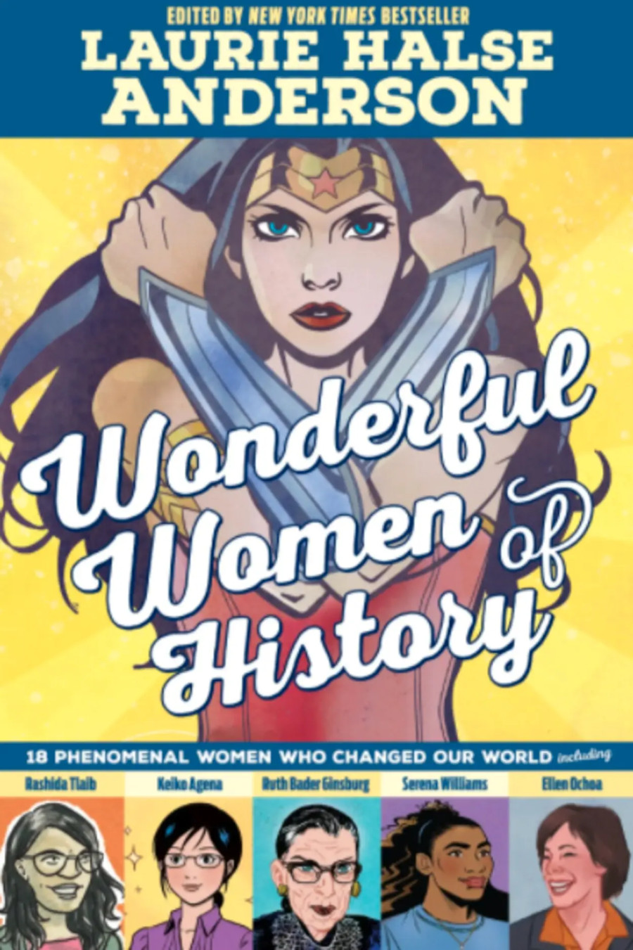 Wonderful Women of History DC Comics
