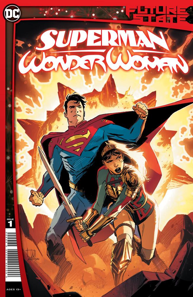 Wonder Woman DC Comics Future State