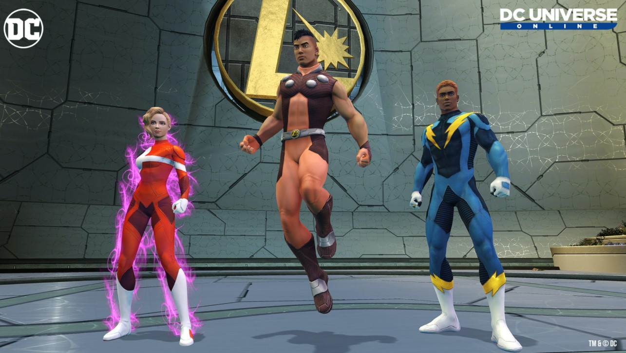 DC UniverseOnline Legion