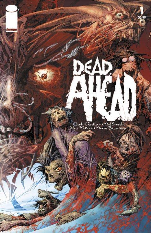 Dead Ahead comic