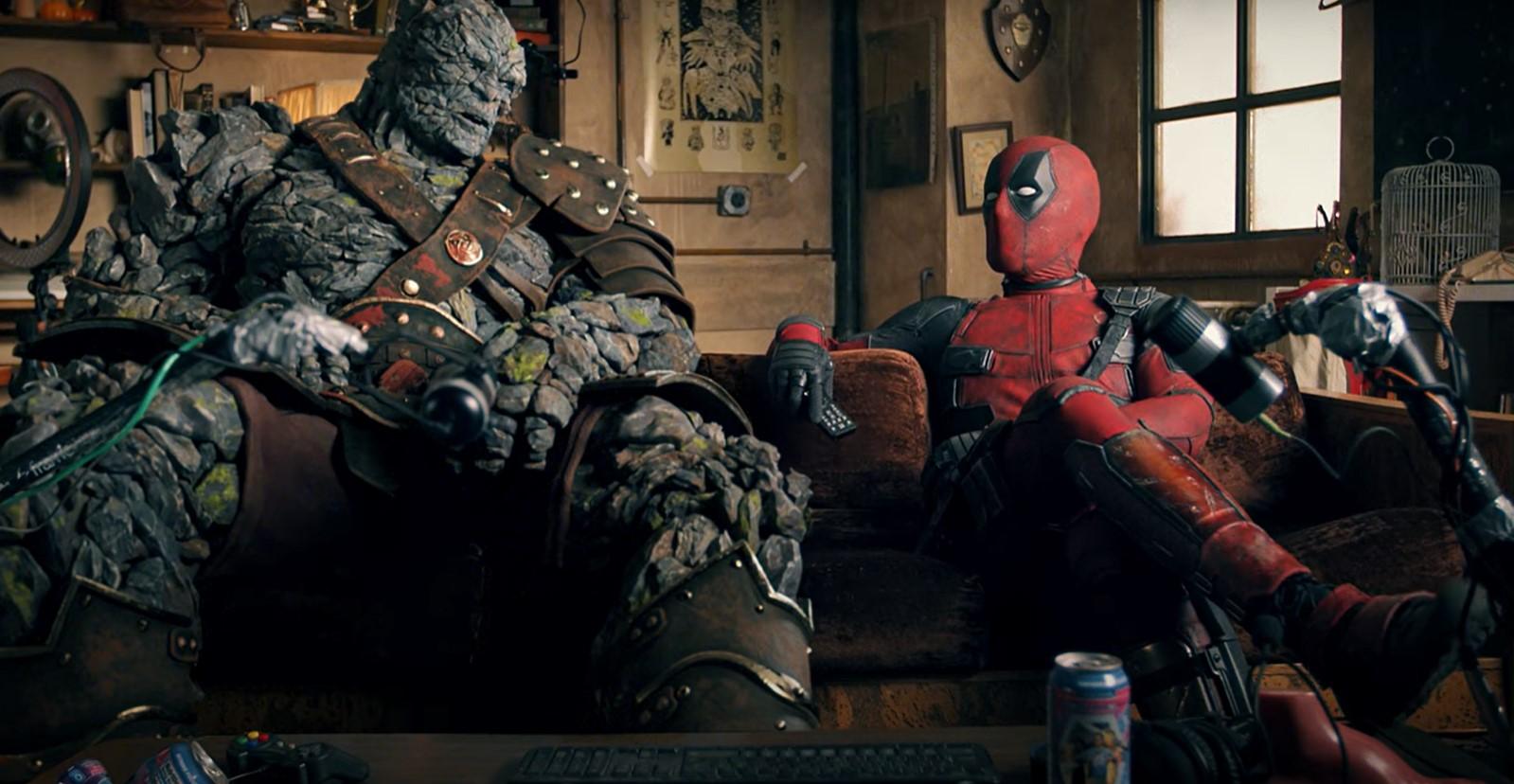 Ryan Reynolds Deadpool MCU Korg