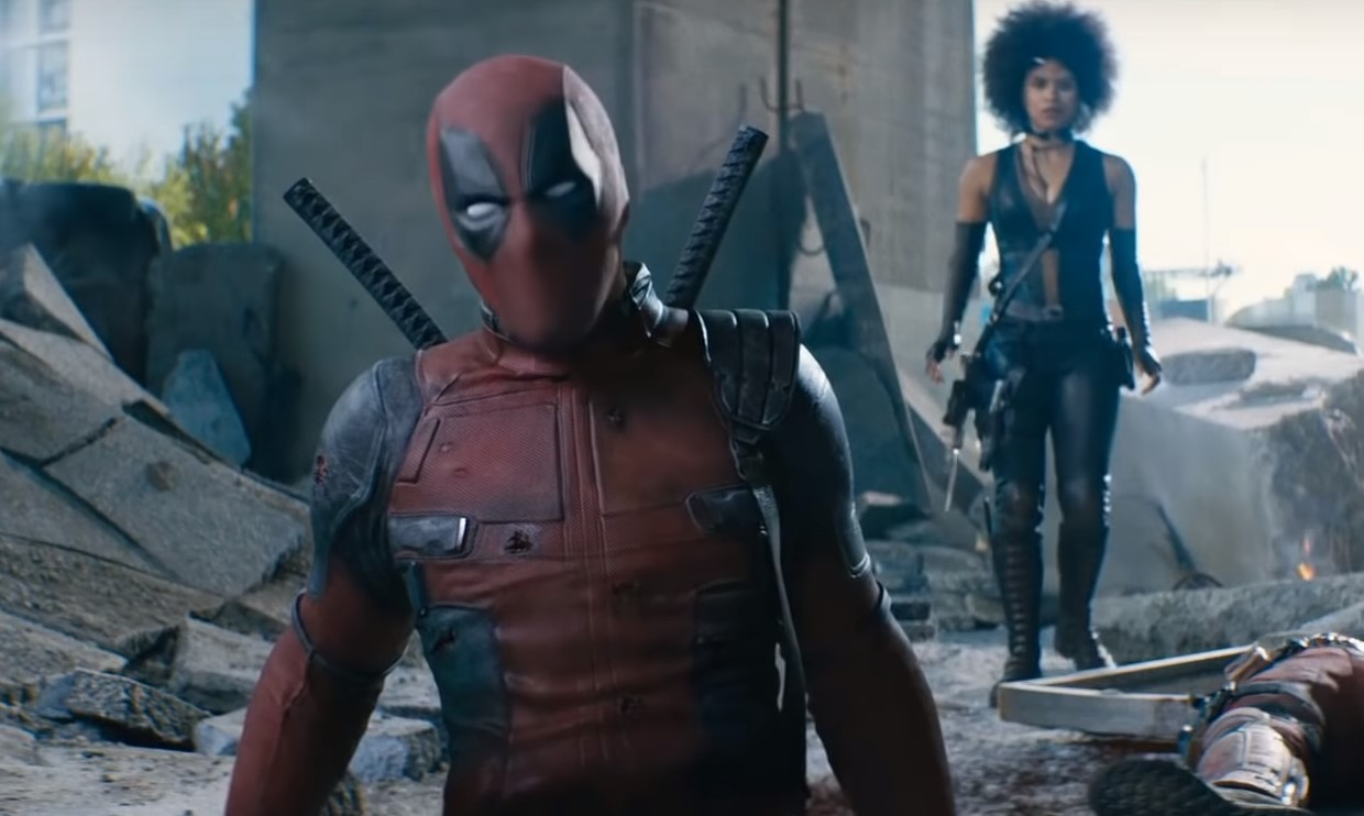 X-Force Deadpool MCU marvel