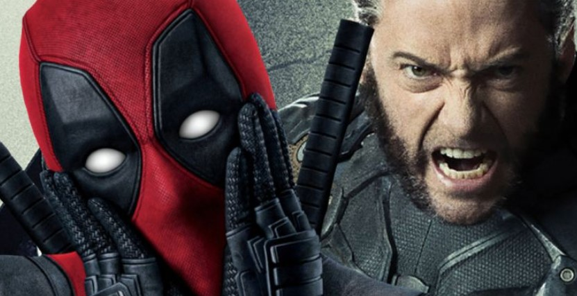 Ryan Reynolds Deadpool Hugh Jackman Wolverine